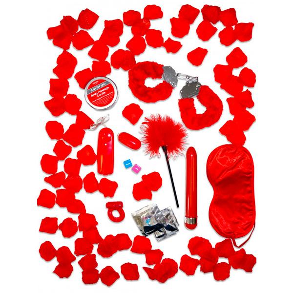 Toy Joy Red Romance Gaveæske