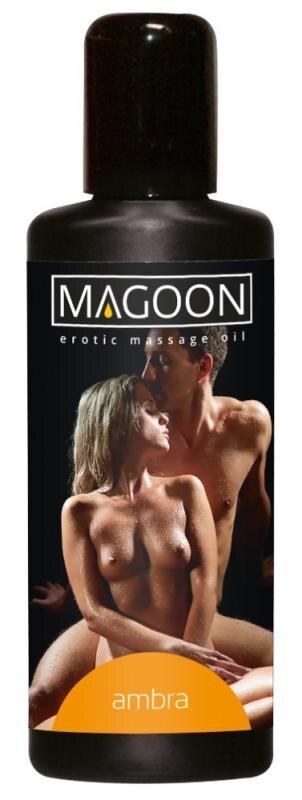 Magoon Massage Olie Ambra