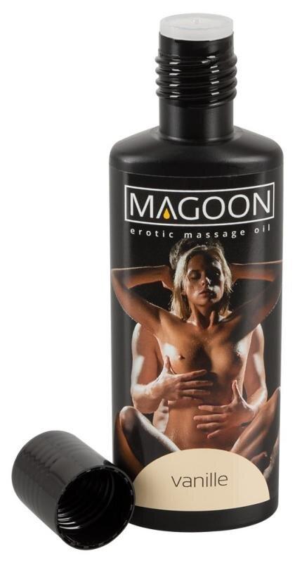 Magoon Massage Olie Vanille