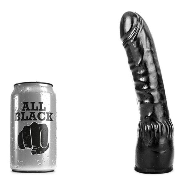 All Black 10 - anal dildo