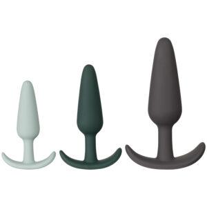 Amaysin Triple Butt Plug Sæt
