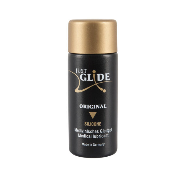 Just Glide Silikonebaseret Glidecreme 30 ml