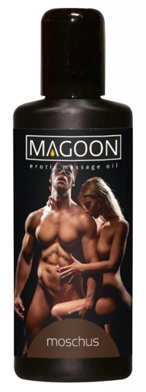 Magoon Massage Olie Moschus