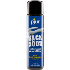 Pjur Back Door Vandbaseret Anal Glidecreme 100 ml