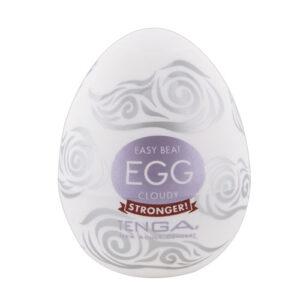 Tenga Cloudy æg onani handjob til mænd