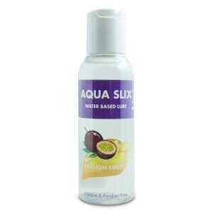 Aqua Slix Water Based Lube Passion Fruit