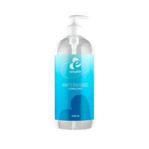 EasyGlide - Vandbaseret Glidecreme 1000 ml