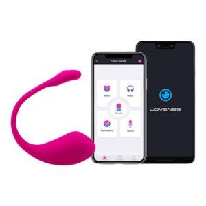 Lovense Lush 2 - G-punkts-Vibrator med app