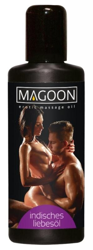 MAGOON MASSAGE OLIE INDIAN LOVE