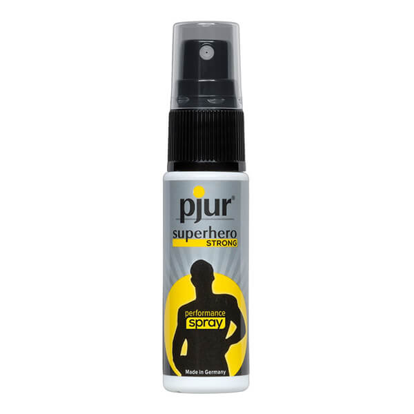 Pjur - Superhero Strong Performance Delay Spray 20 ml