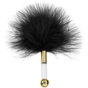 Sinful Deluxe Feather Tickler Gold Edition