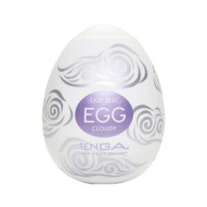 TENGA Egg Cloudy Onani Håndjob Til Mænd