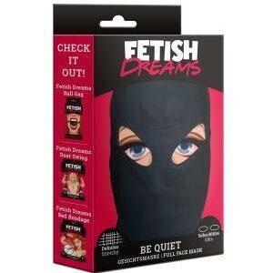 Fetish Dreams Maske Be Quiet