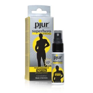 Pjur Superhero Strong Performance Delay Spray 20 ml
