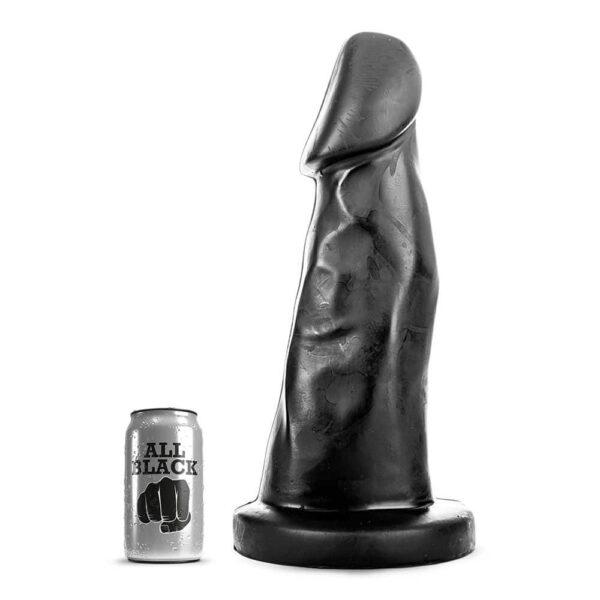 All Black 38 - Kraftig Butt Plug