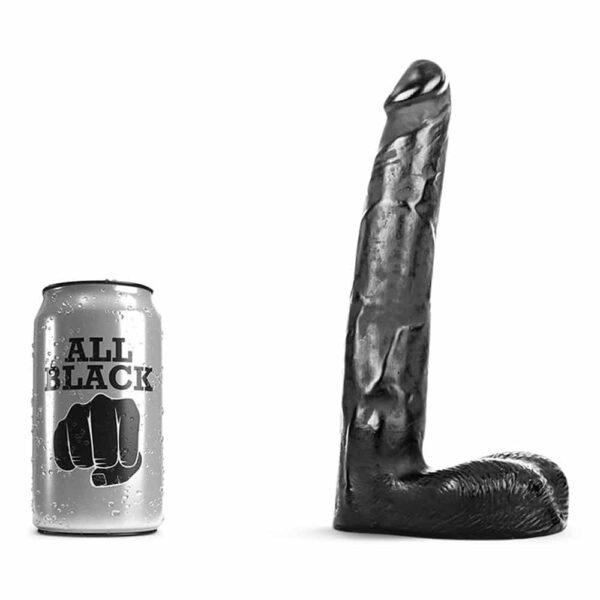 All Black 4 - Anal Dildo