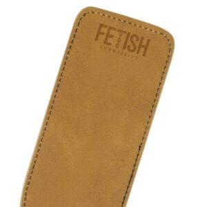 Fetish Submissive Origin Paddle With Stitching