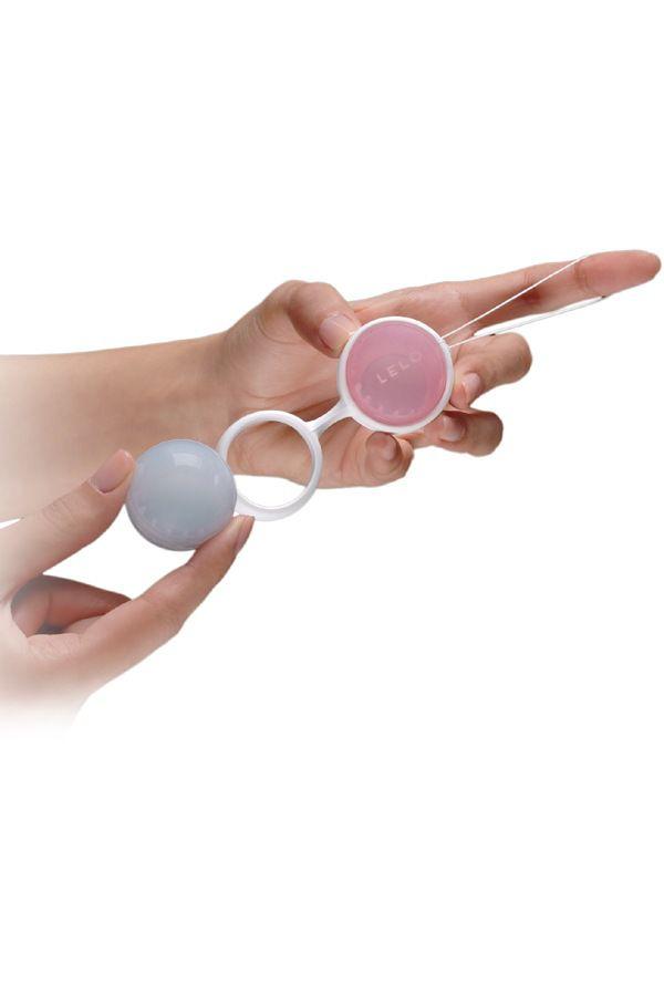LELO Luna Beads - Mini Bækkenbundskugler