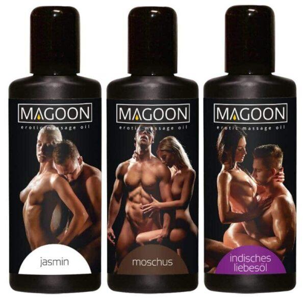 MAGOON MASSAGEOLIE 3 x 30 ML